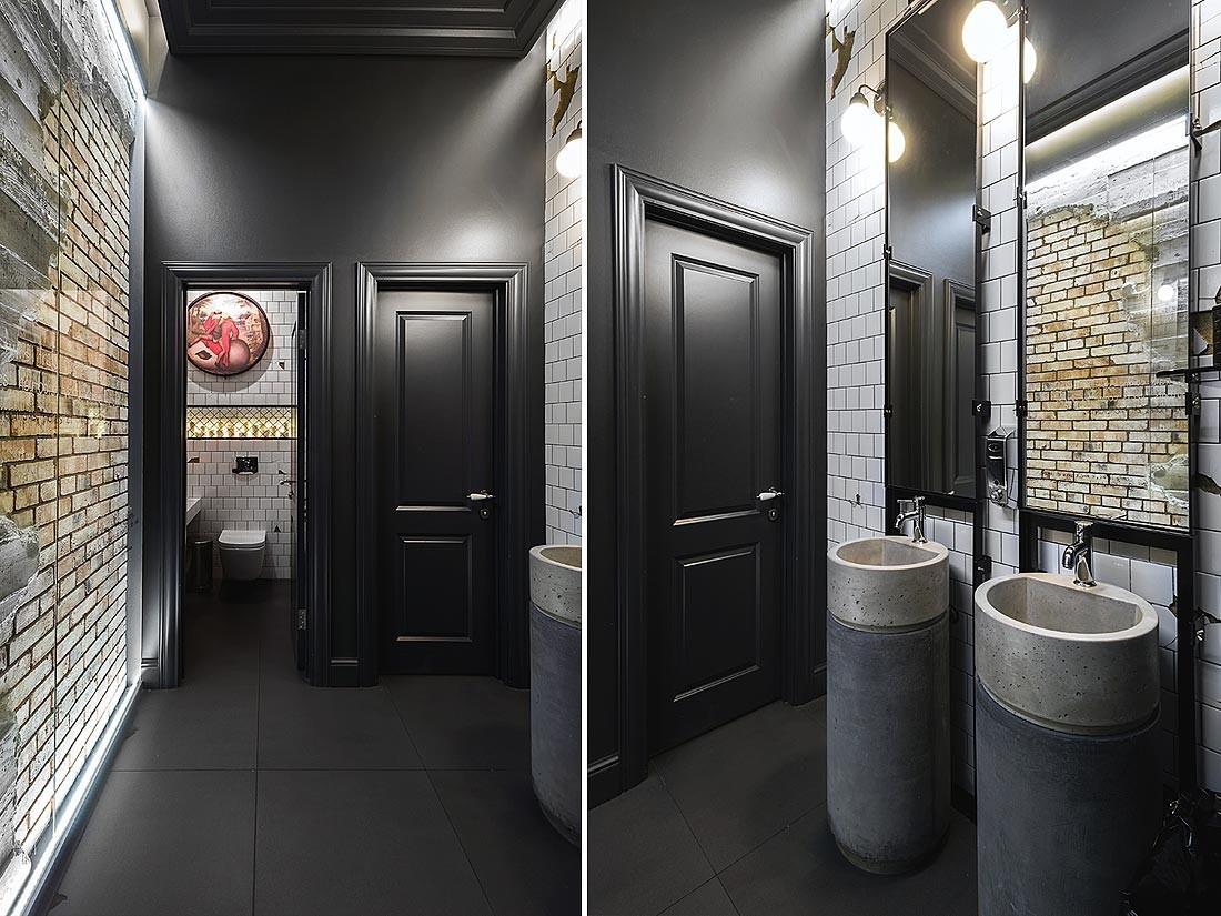 Дизайн интерьера бара