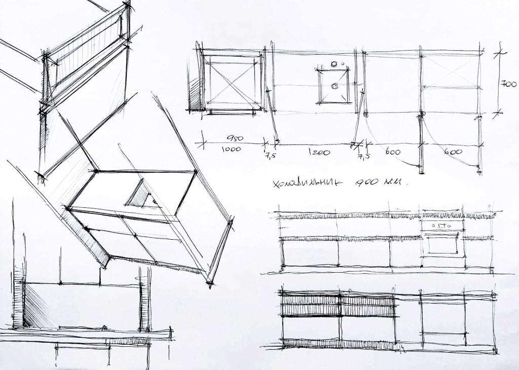 dizajn-kuhni-eskizy-variantov-1